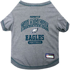 NFL Philadelphia Eagles Premium Dog Pet Tee Shirt (all sizes)