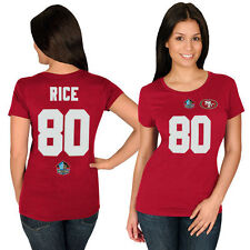 Jerry Rice Majestic San Francisco 49ers T-Shirt - NFL