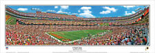 NFL Washington Redskins at FedEx Field 6 Yard Line  Panoramic Poster 1059