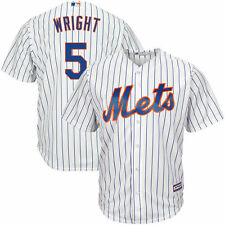 David Wright Majestic New York Mets Baseball Jersey - MLB