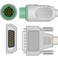 Spacelabs One Piece EKG Cable