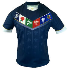 Olorun 6 Six Nations Rugby Shirt (England Wales Scotland Ireland France Italy)