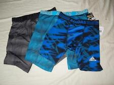 Brand New Men's Adidas Boxer Briefs - Sizes M, L, XL - NWT