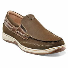 NEW  NUNN BUSH OUTBOARD PREMIUM LOAFER SLIP-ON LEATHER COMFORT SHOES