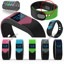 Smart Bracelet Watch Bluetooth Wrist Band Pedometer Sport For iPhone IOS Android