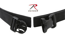 Rothco Black SWAT Police Security EMS EMT Triple Retention Pro Nylon Duty Belt