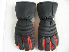 NEW GENUINE FOX RAIN MOTORCYCLE ROAD THINSULATE GLOVES WINTER PAWS ALL WEATHER