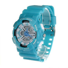 Fashion Men's Analog Digital Military Sport Quartz Wrist Watches Water Resistant