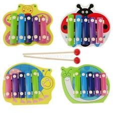 Wooden Hand Knock Piano Xylophone Baby Kids Play Educational Toy Gift YOU CHOOSE