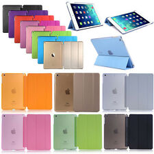 Ultra Slim Smart Case Wake Up Flip PU Leather Cover Stand for iPad Pro Air Mini
