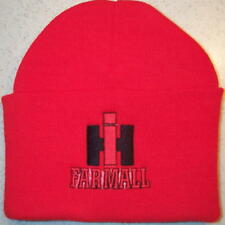 IH Farmall Embroidered Beanie (4 colors)