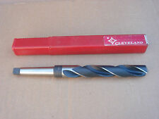NEW CLEVELAND 23mm TAPER SHANK DRILL