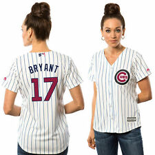 Kris Bryant Majestic Chicago Cubs Baseball Jersey - MLB