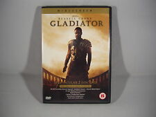 russell crowe spectacular widescreen 2 disc DVD---Gladiator---with booklet---