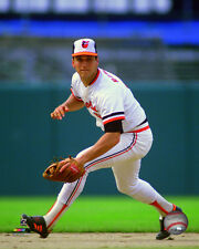 Cal Ripken Baltimore Orioles MLB Action Photo RR107 (Select Size)