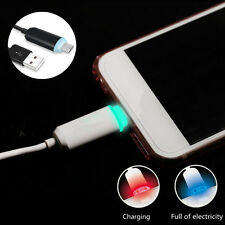 Universal 1M LED Light Visible Micro USB 2.0 Strong Data Sync Charger Cable Cord