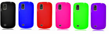 Silicone Skin Gel Cover Case for Straight Talk TracFone ZTE Midnight Z768G Phone