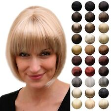 WIG ME UP - Sexy Bob wig straight fringe smooth short Ladies WIG 703