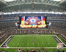 Dallas Cowboys AT&T Stadium NFL Licensed Fine Art Prints (Select Photo & Size)