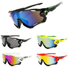 New Men Sports Goggles Outdoor Glasses Cycling Sunglasses UV400 free shipping