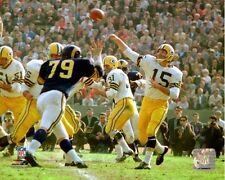 Bart Starr Green Bay Packers NFL Action Photo (Select Size)