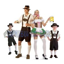 Oktoberfest Germany Beer Festival family Fancy Group Party Couple Costume Outfit