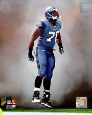 Russell Okung Seattle Seahawks Licensed Fine Art Prints (Select Photo & Size)