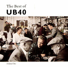 The Best of UB40, Vol. 1 by UB40 (CD, 1987, DEP/Virgin) - Made in England