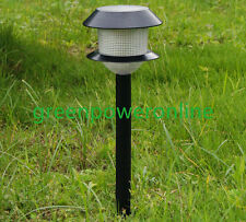 4PC Outdoor Solar LED Light Color Change Lamp Garden Furniture Garden Lawn G