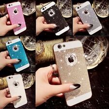 Luxury Bling Glitter Crystal Hard Back Phone Case Cover For iPhone 4s 5s 6+Plus