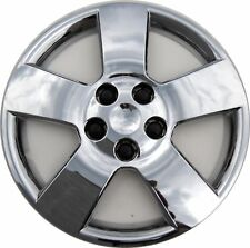 "Chrome 16"" Hubcaps Wheel Covers bolt-on a great look set of four fits the HHR"