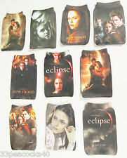 Robert Pattinson Twilight/New Moon/Eclipse Phone MP3 /Sock,  *Different Designs*