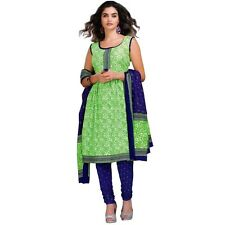 Ready to Wear Ethnic Printed Cotton Salwar Kameez Suit Indian Pakistani-DT-5011