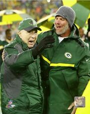 Brett Favre & Bart Starr Green Bay Packers NFL Photo SY054 (Select Size)