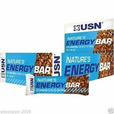 USN Nature's Energy Bars 15 x 50g / 24 x 30g - Ready To Eat + FREE Delivery