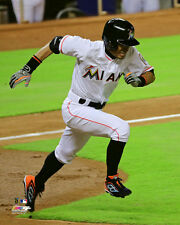 Ichiro Suzuki Miami Marlins 2015 MLB Action Photo SK134 (Select Size)