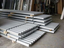 ZINC ROOFING CORRUGATED or TRIMDEK Profiles PER SHEET PRICE METAL / TIN