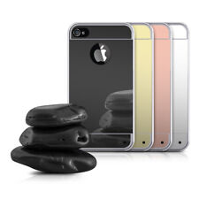 kwmobile  PROTECTIVE MIRROR CASE FOR APPLE IPHONE 4 / 4S CASE PHONE TPU