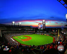 Citizens Bank Park Philadelphia Phillies Fine Art Prints (Select Photo & Size)