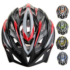 Unisex Adult Bicycle Road MTB Bike Cycling Safety Helmet Adjustable Shockproof