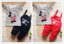 Summer clothes baby boys Girl's outfit cotton tops T-shirt+short pants rompers