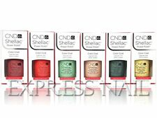 CND SHELLAC UV Gel Polish .25 oz / 7.3 ml SPRING 2014 OPEN ROAD COLLECTION .25oz