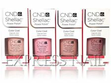 CND Shellac Soak Off UV Gel Polish .25 oz / 7.3 ml - INTIMATES COLLECTION
