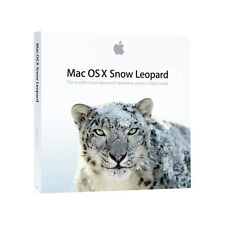 Apple X Snow Leopard 10.6.3 (Retail (License Only)) (1 User/s) 13-B-64