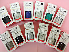 CND Shellac UV Gel Polish .25 oz / 7.3 ml Match Vinylux GENUINE Part 1 NEW!