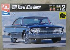 FORD SKYLINER- 1960 : 1/25th Scale Plastic Model Kit (unassembled) AMT