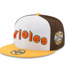 Baltimore Orioles MLB Home Run Derby 2016 59FIFTY All Star Flat Bill Hat Cap Lid