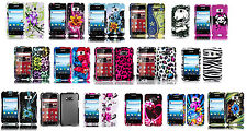 Hard Cover Case for LG Optimus Elite LS696 / LG Optimus Quest L46C Phone