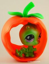 Hasbro LPS Littlest Pet Shop Special Edition #829 Caterpillar Inchworm w/ Apple