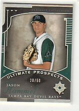 2005 Ultimate Collection Silver #170 Jason Hammel UP/50 - NM-MT